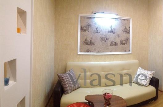 Уютная светлая 1-комнатная квартира с хорошим современным ремонтом